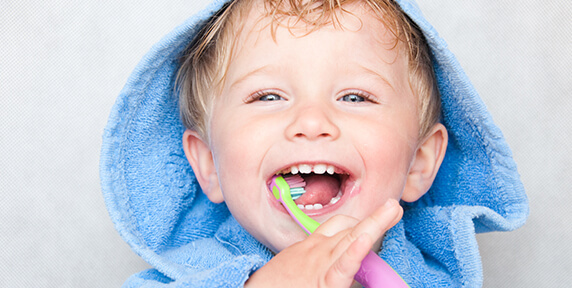 Mary Katherine Matthews, DDS - Pediatric Dentistry - Baby Bottle Nursing Decay