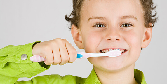 Mary Katherine Matthews, DDS - Pediatric Dentistry - How to Brush