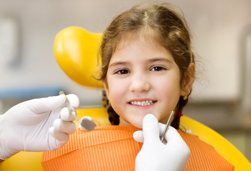 Mary Katherine Matthews DDS - Pediatric Dentistry - Hockessin Pedodontist - smiling kid