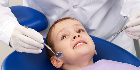 Mary Katherine Matthews, DDS - Pediatric Dentistry - Tooth Eruption Treatment